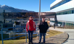 HTWG master students participated in SECENTIS winter school